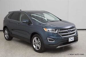 2016 Ford Edge Titanium  **NO ADMIN FEE, FINANCING AVALAIBLE WIT