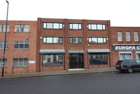 ALL INCLUSIVE offices on the OUTSKIRTS of the JEWELLERY QUARTER - Suites available from 450 ft2
