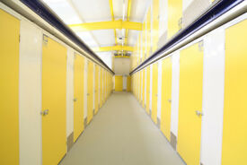 Redhill SelfStore Storage Units Available from £44 per month