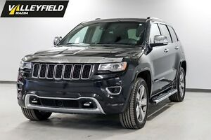 2014 Jeep Grand Cherokee Overland Impeccable WOW!