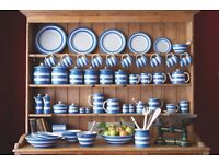 TG Green Pottery - Cornishware Sales and Marketing Manager, responsible for e-commerce and marketing