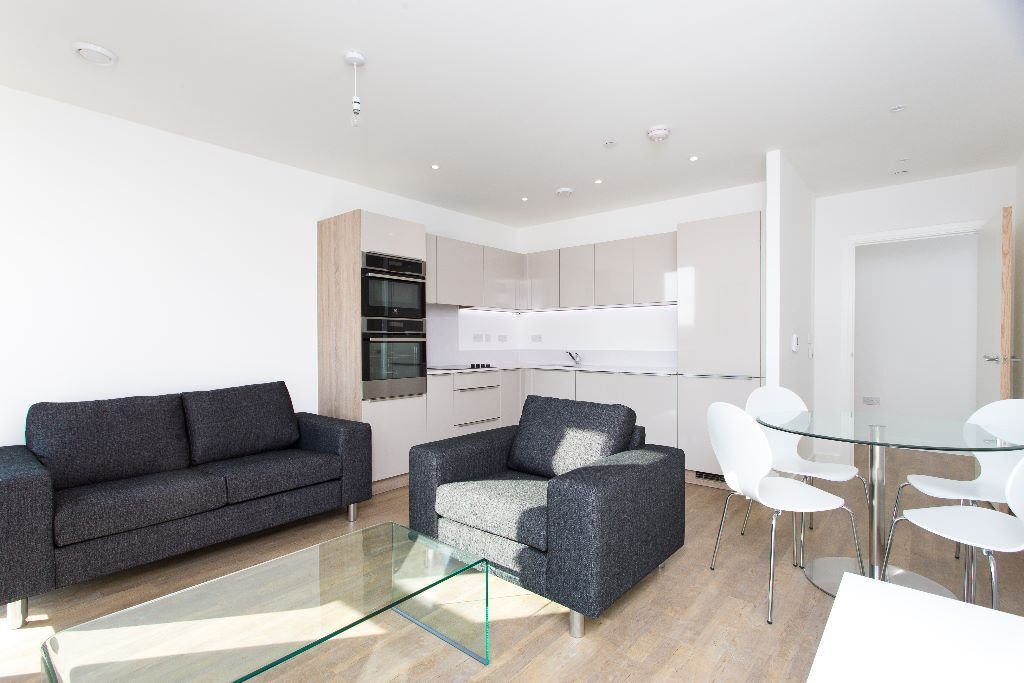 Brand New 1 Beds Available in the Enderby Wharf Development, Walking Distance to Cutty Sark and o2