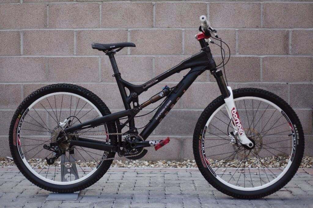 Intense Uzzi VP 2014 Downhill Mountain Bicycle Custom Built | in ...