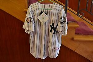 2009 Alex Rodriguez New York Yankees World Series Home Jersey