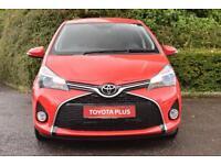 Toyota Yaris D-4D DESIGN (red) 2016-11-03