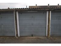 Secure Lock-Up Garage to Let in Fairview Road, Sittingbourne, Kent ME10 4TH