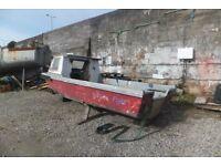 17ft wilson flyer boat