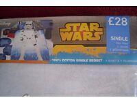 Single duvet cover set - Star wars