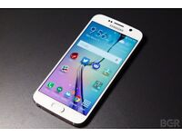 **** SAMSUNG GALAXY S6 UNLOCKED TO ALL NETWORKS ****