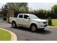 Toyota Hilux Invincible 2013 (Not L200, Amarok, Navara)