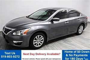 2015 Nissan Altima 2.5 S REAR CAMERA! BLUETOOTH! POWER PACKAGE!