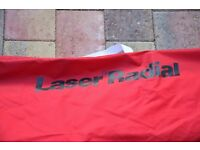 Brand new Laser Radial Sail