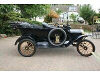1915 Model T Ford Tourer