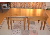 Ducal Pine Coffee Table/Nest