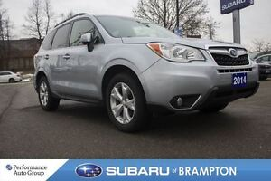 2014 Subaru Forester 2.5i Limited Package |$205 BIWEEKLY|SUNROOF