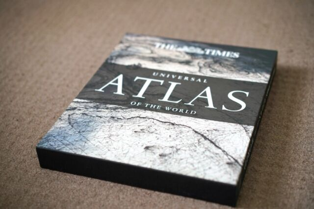 The Times Universal Atlas of the World [Excellent condition] | in Kingston,  London | Gumtree