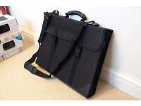 MAPAC A3 Designer Portfolio-Art case Artist designer carry case large, 70mm gusset & shoulder strap