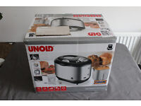 Unold Backmeister Onyx Breadmaker Model 8695