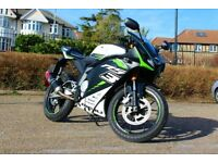 Rieju RS3 125cc LC Pro Racing Sports, D.E.P EXHAUST SYSTEM !!