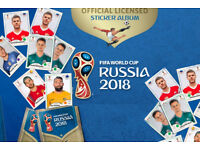 World Cup 2018 Stickers