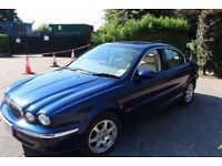 Jaguar X Type SE Excellent Condition