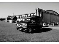 Chevrolet G20 Day Van, Full Leather, long MOT, 5.7 V8