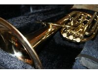Tenor Horn in great condition for sale