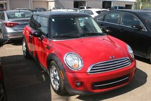 2012 MINI Cooper AUTO, S/ROOF, LEATHER TRIM