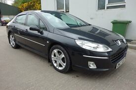 2006 Peugeot 407 2.0 HDI SE *** lightly damaged ***