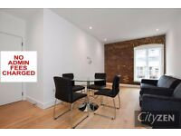 A SELECTION OF BRAND NEW TWO BEDROOM APARTMENTS WITHIN CONVERTED WAREHOUSE ON CANAL IN LIMEHOUSE E14