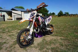 KTM 65CC 2013