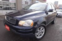 2007 Volvo XC90 3.2L . 7 PASS. LEATHER. ROOF