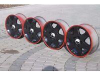 """15"""" OEM alloys wheels 5x110 vauxhal zafira vectra combo astra meriva corsa 5stud"""