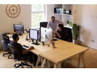 Creative desk space with own phone line - Bethnal Green East London, nr. Shoreditch, Liverpoool st.