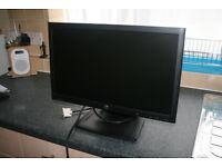 HP Compaq LA2006x - LED monitor - 20
