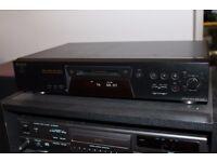 Sony Minidisc Deck MDS-JE 480. Atrac/Atrac3 DSP Type-S