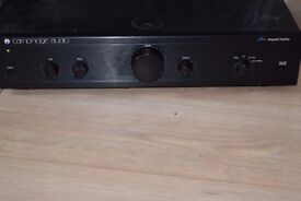 CAMBRIDGE AMP 150W AUX IN PLAY IPOD PHONE CAN BE SEEN WORKING