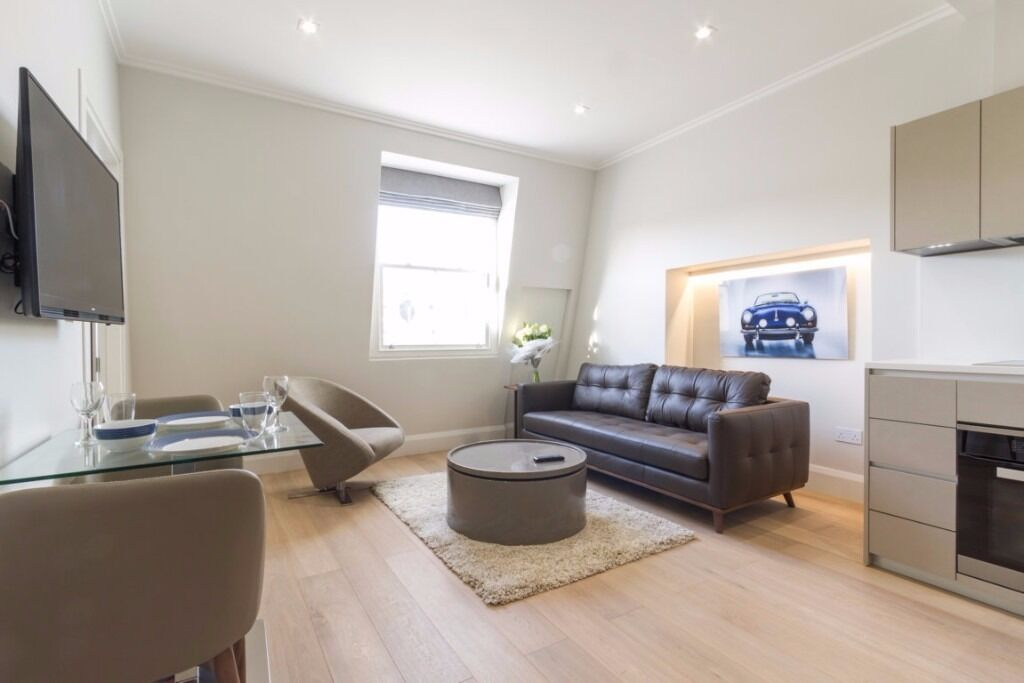 NEW LUXURY ONE BEDROOM FLATS AVAILABLE NOW! DON'T MISS OUT THE CHANCE!
