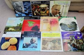 A small collection of 31 x used classical Vinyl LP'S