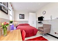 A Great Studio Flat just off Baker Street! Available Now!