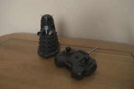 DR WHO REMOTE CONTROL BLACK DALEK