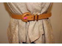 Teb baker belt - brand new (leather)