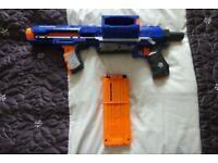 Rampage Nerf pump action gun