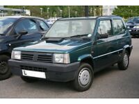 CLASSIC FIAT PANDA SELECTA CVT AUTOMATIC, ONLY 58,000 MILES! TWO OWNERS! .. P/X SWAP??