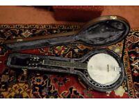6 String Banjo (Guitar Fingering) by Barnes and Mullins of London