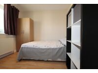 🆕CHARMING DOUBLE ROOM FEW STEPS TO SOUTH QUAYS STATION - ZERO DEPOSIT APPLY - #Capstan