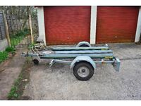 Trelgo Motorcycle trailer ... £300