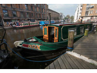 35ft Narrowboat with Central London mooring
