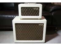 Vox AC4TVH Head + V112TV Cab - Excellent Condition - Hardly Used