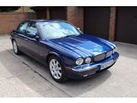 Stunning Jaguar Daimler 3.0 XJ6 Aluminium model with Electric Sunroof and low mielage